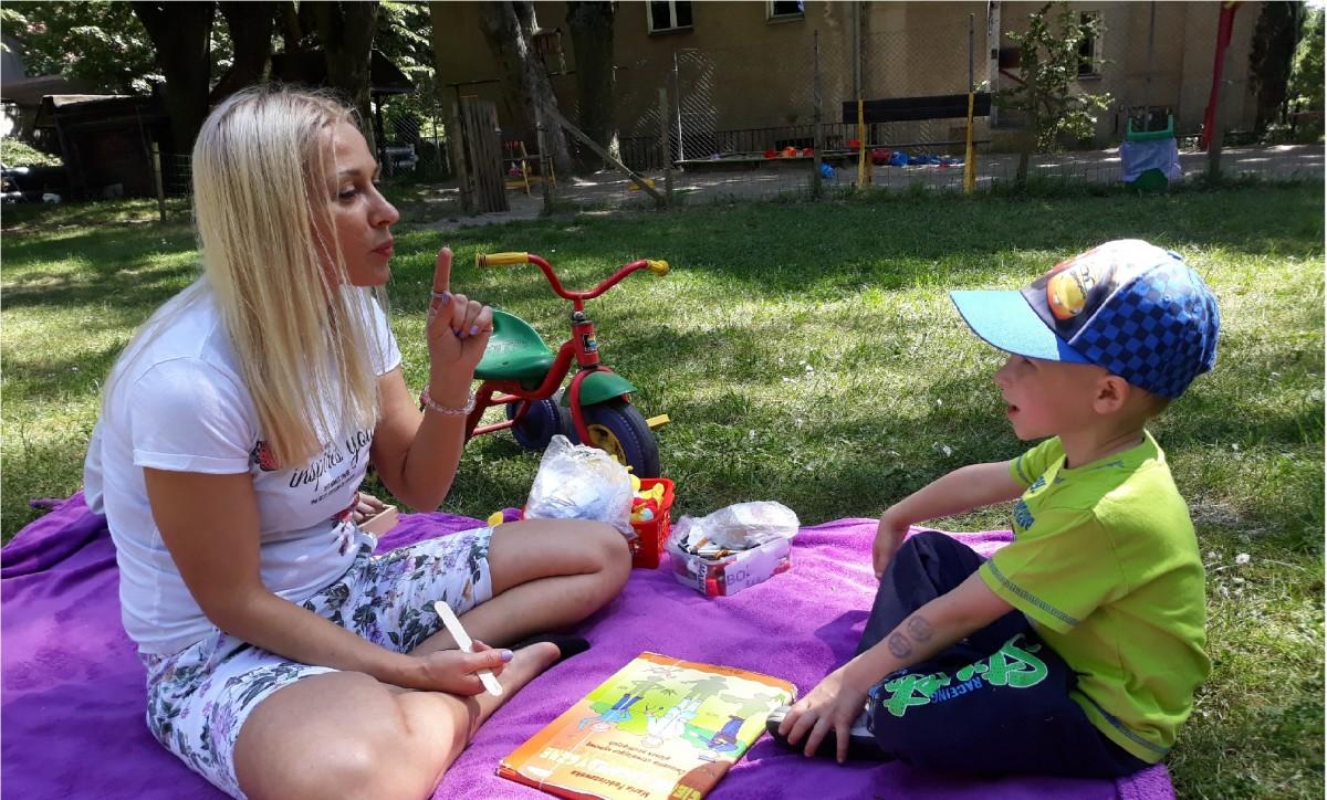 Wczesne wspomaganie dzieci niepełnosprawnych